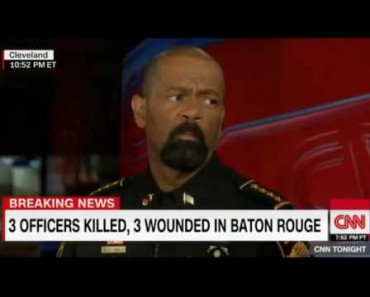 Sheriff David Clarke On Black Lives Matter movement