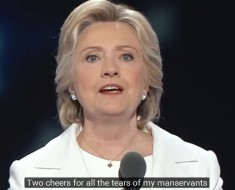 Bad Lip Reading Of The Democratic National Convention