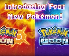 New Pokemon Are Ready for Adventure in Pokemon Sun and Pokemon Moon!