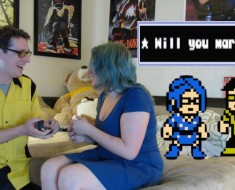 This Video Game Marriage Proposal Will Make Your Cold