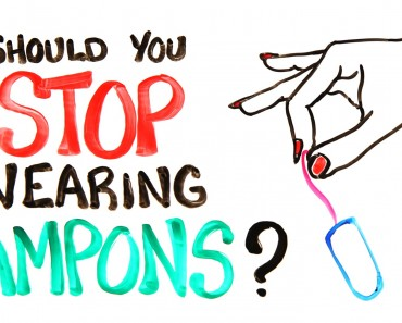 Should You Stop Wearing Tampons