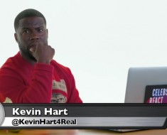 Kevin Hart Reacts To People React To Kevin Hart