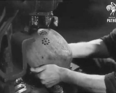 This Is What Happened To German Helmets After WWII