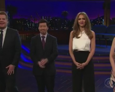 Jessica Alba, Kate Mara & Ken Jeong Are Dared Not To Flinch