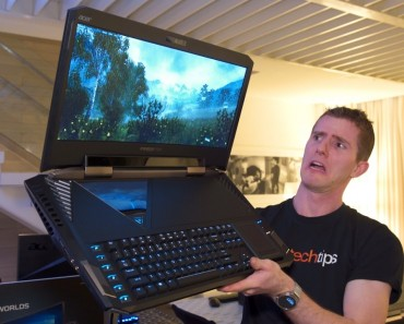 Acer Predator 21X Is The Biggest And Heaviest Laptop Ever