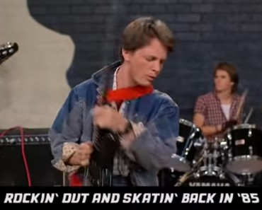 Back To The Future Trilogy Recap Rap