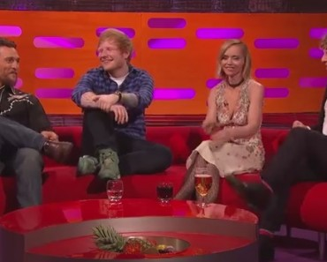Ed Sheeran Once Took LEGO To A Date