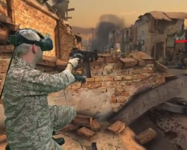 Is Overkill The Virtual Reality FPS!