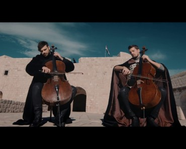 Listen To 2Cellos Epic Game Of Thrones Medley