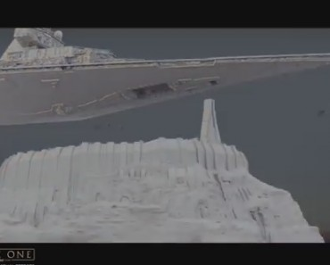 Creating Jedha And Scarif For Rogue One A Star Wars Story