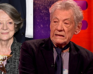 Ian McKellen Does An Amazing Maggie Smith Impression