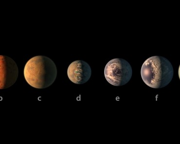 NASA Found Seven New Earth-Sized Planets