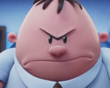 Captain Underpants The First Epic Movie Trailer