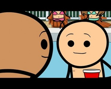 Cyanide & Happiness Shorts Pool Party