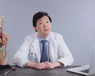 With Ken Jeong's Medical Examinations A Healthy Recovery Is Guaranteed (Maybe)